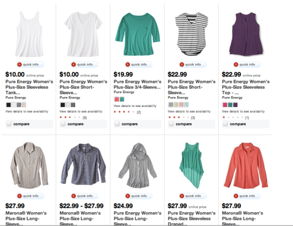 Target Plus Size Tops Size 4X - Bestsellers