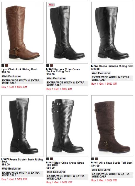 Avenue Extra Wide Calf Boots